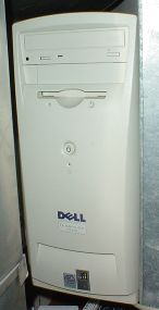 Dell Dimension L550R