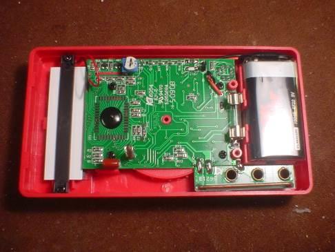 cen-tech 92020 printed circuit board