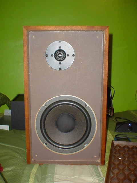 vintage speaker replacement