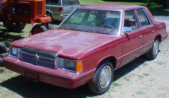 1984 Plymouth Reliantrhgreyghostmooo: 1988 Plymouth Reliant Radio At Gmaili.net